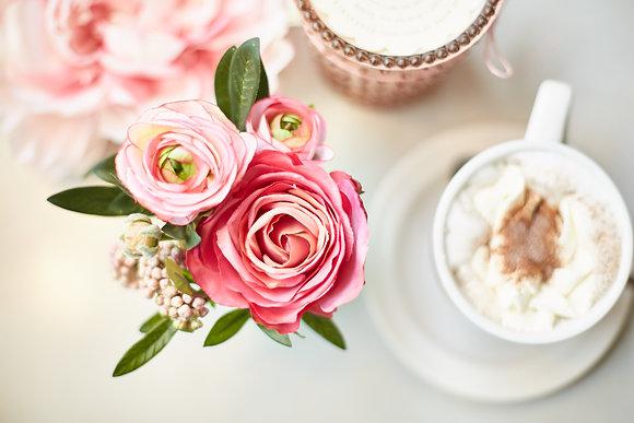 PINK ROSÉ  Florals