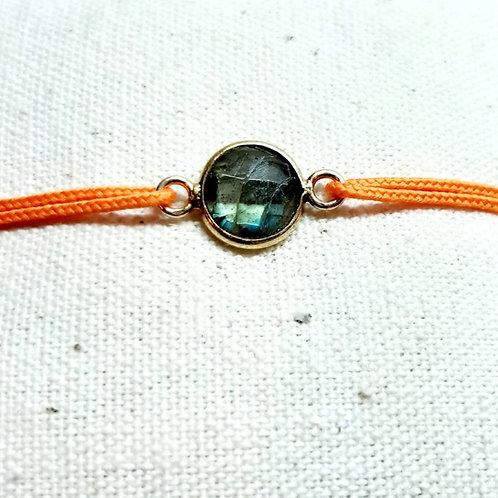 Bracelet Anoki labradorite