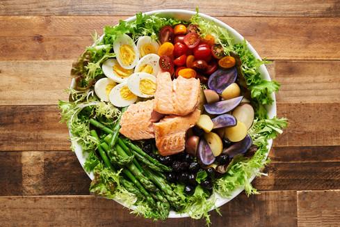 Salmon Salad Niçoise