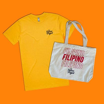 T-shirt + Tote bag