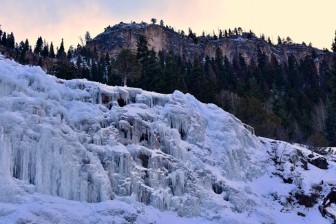 Ouray Ice Castle