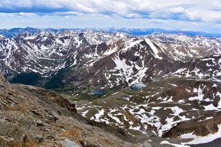 Mt. Massive June Summit