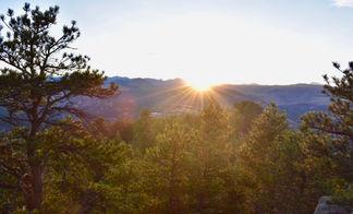 Flagstaff Summit Sunset