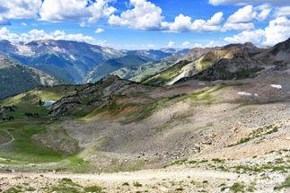 Trail Rider Pass towards Geneva