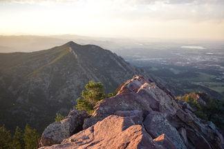 Bear Peak North Ridge