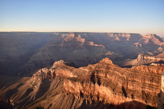 Sunset at the South Rim