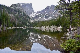 Dream Lake Calm