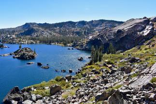 Charred Long Lake