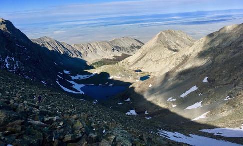 Blanca Ridge View