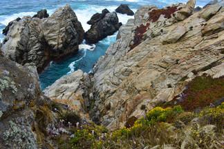 Point Lobos Blue Sliver