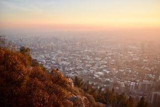 San Cristobal Overlooking Santiago