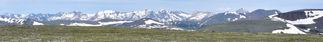Trail Ridge Road Landscape