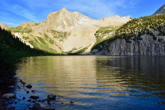 Snowmass Lake Daylight