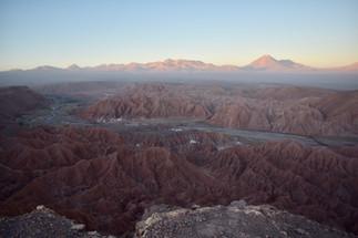 Valle de la Marte Alpenglow