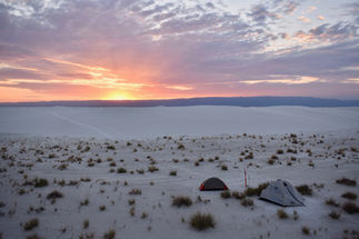 White Sands Backcountry