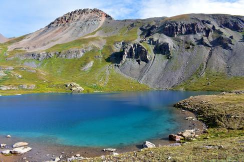 Ice Lake Deep Cobalt