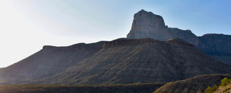El Capitan of Guadalupe Mountains