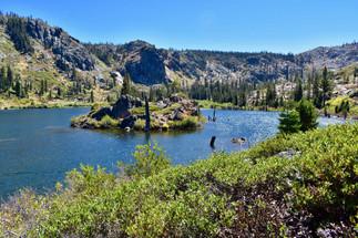 Daytime Jamison Lake