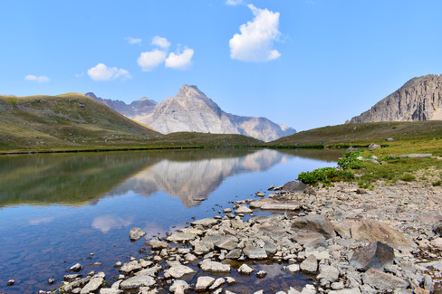Blue Lake Peak Narcissism