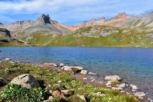 Ice Lake Vermillion to Cobalt