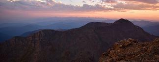 Bierstadt Sunset