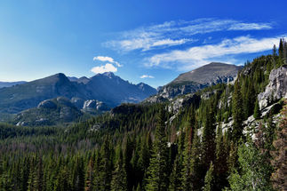 Longs Peak Vista