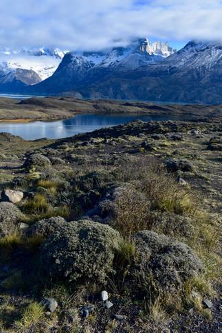 Mirador Nordenskjöld Lake