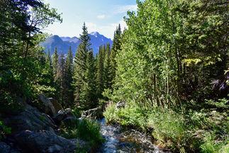 Longs Peak Stream Sneak