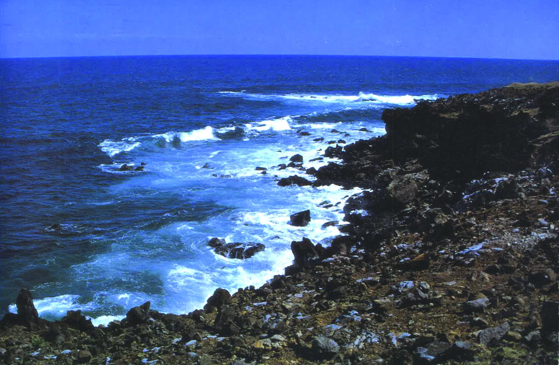 3 ISLA DE PASCUA(イサレデ・パスクア)=イースター島