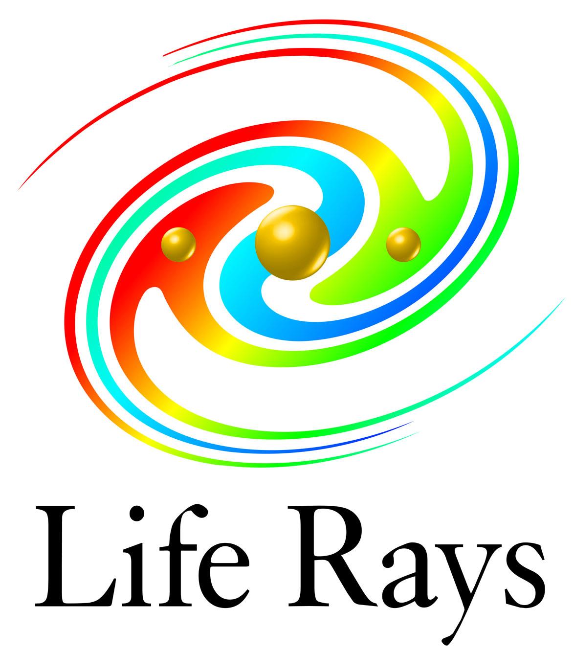 Life Rays還元シンボル商標