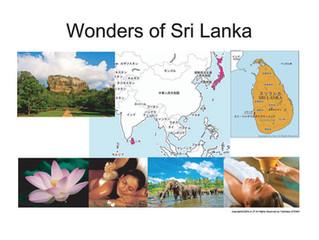 12月6日、スリランカ訪問。アーユルヴェーダと唾液ORPの可視化。