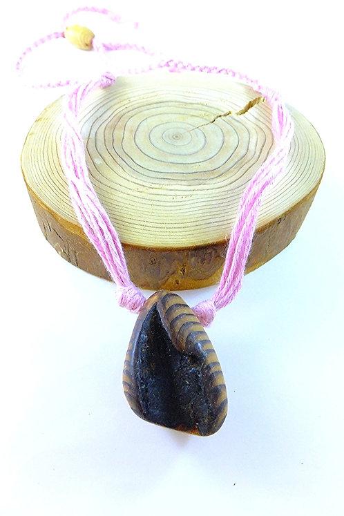 木っこ凛・ペンダント【樹の鈴】 商品番号KP-P0002(税込表記・10%)