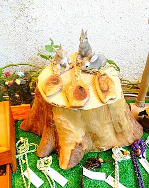 木っこ凛 ペンダント