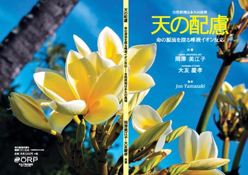 唾液ORP「英語版・日本語版」8月発刊決定