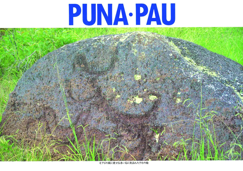1 PUNA PAU (プナ・パウ)
