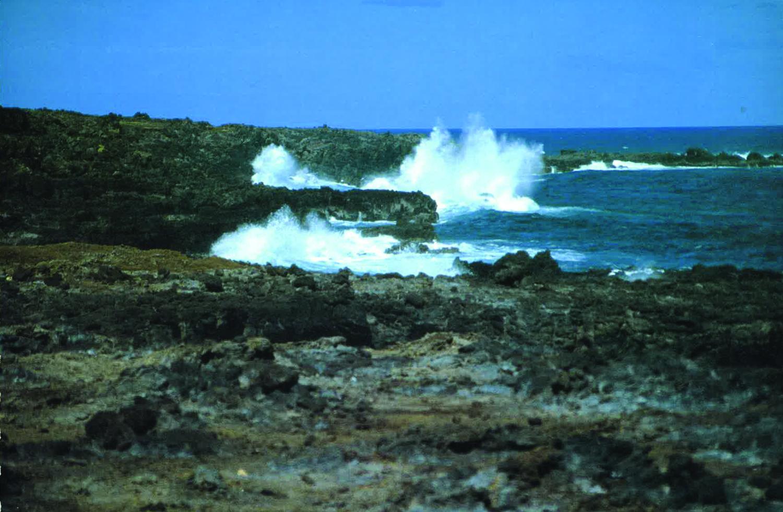 2 ISLA DE PASCUA(イサレデ・パスクア)=イースター島