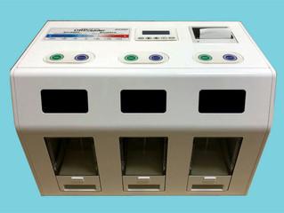 オルプ㈱ー新製品「ORPreader」唾液測定