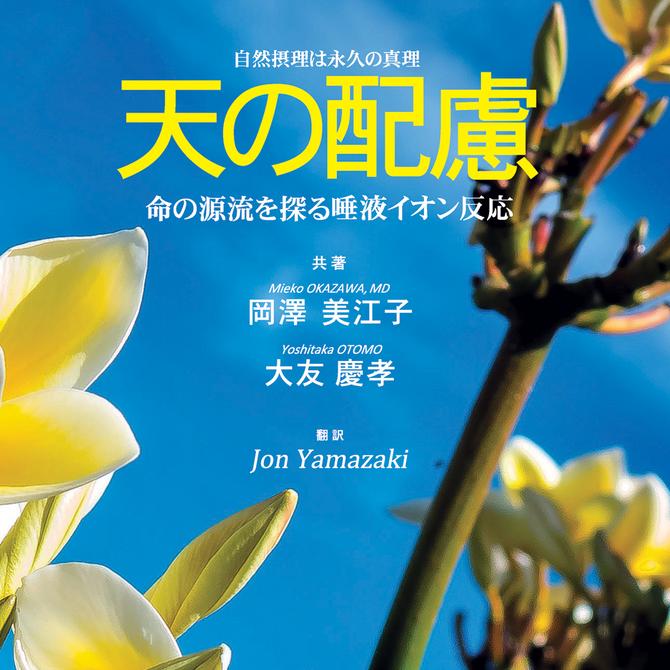 書籍『天の配慮』(日本語版)書籍告知