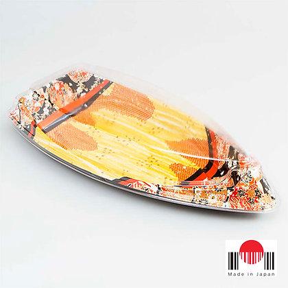 1EP381B - Embalagem de Viagem para Sushi e Sashimi  Tairyobune Hanashunju - FPCO