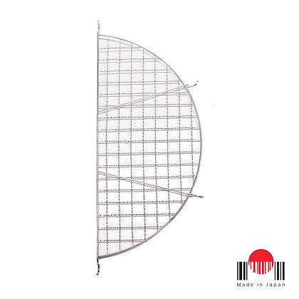 1CU080 - Rede Crimp Tempura MT18-8 24cm