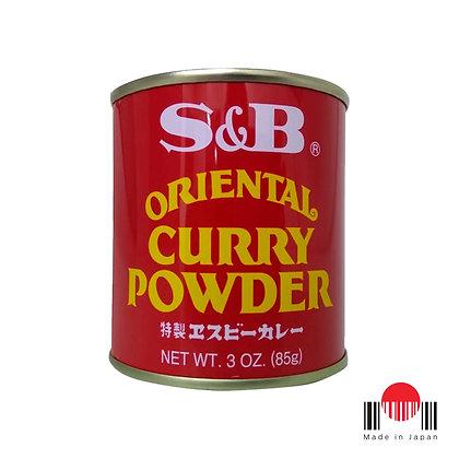 TPC085 - Curry em Pó 85g - S&B