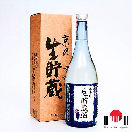 DSY072 - Sake Kyomaiko Namachozo 720ml - Yamamoto Honke