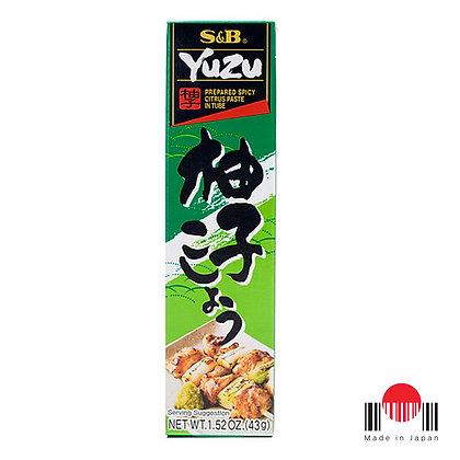 TPP250 - Yuzu Koshou 43g - S&B