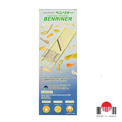 1CU121 - Cortador de legumes BENRINER (Cor Verde)