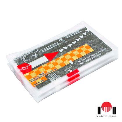 ANT010 - Nori OT Temaki Film Pequeno S/ Cobertura (100fls) 115g - Fujimasa