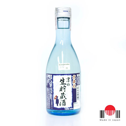 DSY030 - Sake Kyomaiko Nama Chozou 300ml - Yamamoto Honke