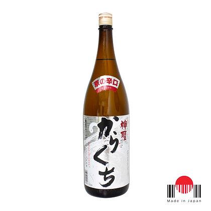DSY180 - Sake Shinsei Kinjirushi Karakuchi 1.8L - Yamamoto Honke