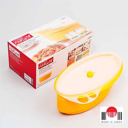 1CP003 - Recipiente para Cozinhar Macarrão no Microondas - Akebono