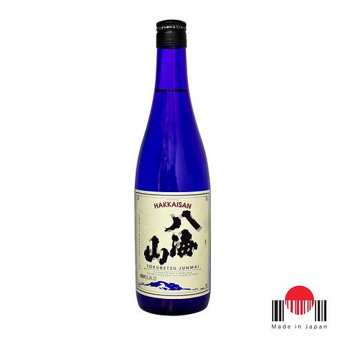 DSN078 - Sake Tokubetsu Junmai 720ml - Hakkaisan