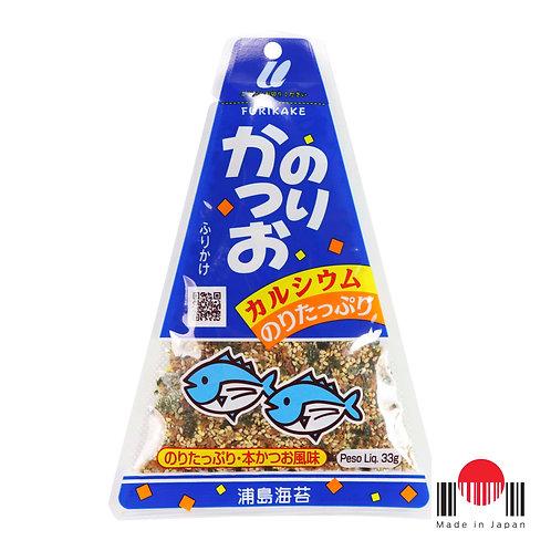 TAF501 - Furikake Triângulo Nori Katsuo 33g - Urashima